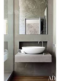 Award Winning Monochromatic Bathroom By Minosa Design by Contemporary Full Bathroom Find More Amazing Designs On Zillow