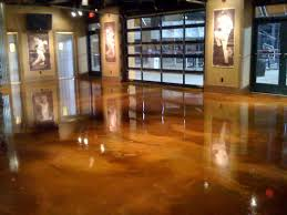 Commercial Flooring Systems Interior Commercial Decorative Concrete Flooring U2013 Reflector