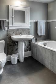 bathroom backsplash designs awesome pedestal sink with backsplash designs to peek at decohoms