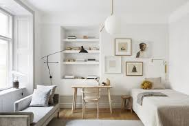 25 Square Meter by A Perfectly Styled 40 Square Meter Stockholm Apartment In A Warm