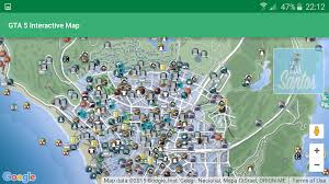 Gta 5 Map Unofficial Gta 5 Map Android Apps On Google Play
