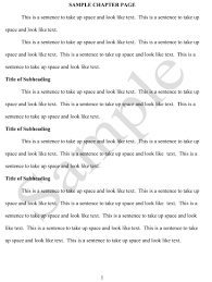 good thesis sentence examples