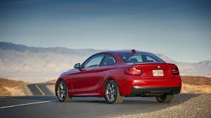 red bmw 2017 2017 bmw 2 series coupe review