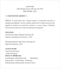 construction sales manager resume examples roofing samples free