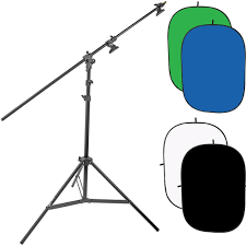 collapsible backdrop angler 5x7 collapsible background kit b h photo