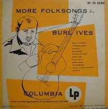 burl ives more folksongs by burl ives vinyl album at discogs