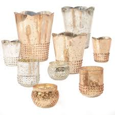 Cheap Candle Vases Mercury Glass Vases Mercury Glass Candle Holders Accent Decor