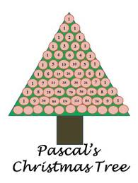 pascal s triangle tree by carr teachers pay teachers