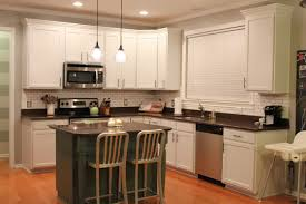 high gloss paint for kitchen cabinets newhen doors cupboard door pulls dark brown cherry wood double