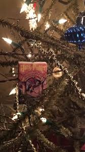 diy harry potter book ornaments with free printable