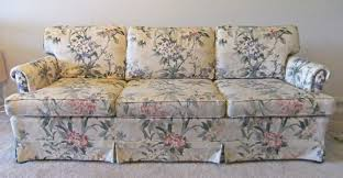 natural canvas slipcover for ethan allen sofa the slipcover maker