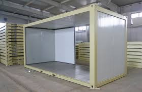 prefab container house cold area thick wall heat uber home decor