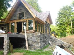 cabin designs free small home plans cottage with stone house for