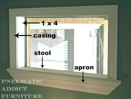 Window Trim Ideas by Window Casing Ideas Stunning Best Exterior Window Trims Ideas On