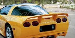 corvette manufacturer chevy corvette trunk wing coupe 1997 2004 550 00