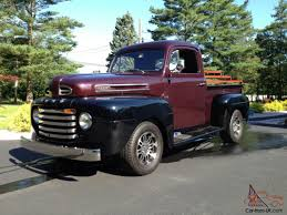 Classic Ford Truck Used Parts - 1950 ford f1 pickup photo truck ford 1948 1950 pinterest