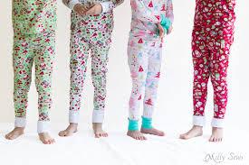 free pattern pajama pants diy christmas pajamas sew pajamas with this free pattern melly sews