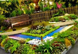 image of easy cheap backyard landscaping ideas small home design