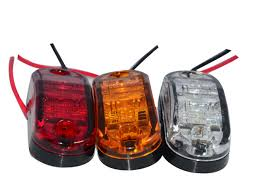 led lights for trucks and trailers led side marker truck trailer clearance lights canada 1 led