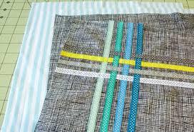woven ribbon woven ribbon tote tutorial hey let s make stuff
