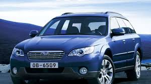 outback subaru 2006 subaru legacy outback facelift revealed motor1 com photos