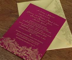 Indian Wedding Invite Staff Picks U2013 Indian Wedding Invitations Letterpress Wedding