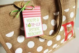 Teacher Halloween Gifts Teacher Appreciation Free Printable Tags Tote Bag Gift Idea