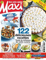 recette maxi cuisine maxi hors série cuisine octobre novembre 2017 no 21