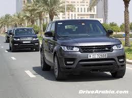 land rover dubai first drive 2014 range rover sport in the uae drive arabia