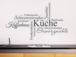 bilder für die küche wandtattoos für die küche wandgestaltung wandtattoo de