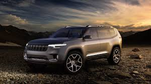 new jeep wagoneer concept jeep wagoneer spotted in near production form with new details