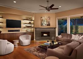 Living Room Layout With A Corner Fireplace Laura Burton Interiors Northwest Hills Contemporary