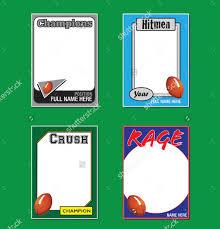 trading card template u2013 21 free printable word pdf psd eps