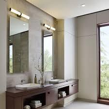 Contemporary Bathroom Vanity Lighting Modern Bathroom Vanity Lights Home Design Inspiration