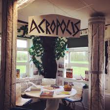interior design awesome roman themed party decorations decor