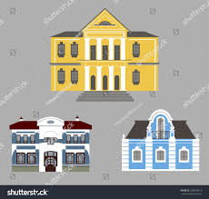 three houses residential architectural styles three houses baroque