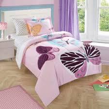Twin Comforter Piper Kids Butterfly Kids Twin Comforter Set