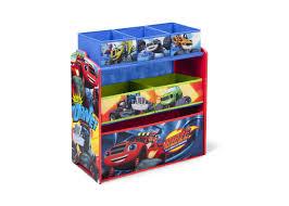 Disney Toy Organizer Delta Children Nick Jr Blaze And The Monster Machines Toy