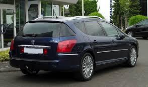 peugeot 407 hdi file peugeot 407 sw v6 hdi fap 205 bi turbo platinum 1 facelift