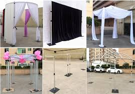 pipe and drape kits pipe and drape kits wedding decoration event metal napkin ring