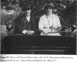 Thomas Edison Electric Chair Mina Driving Tom Around A Very Common Occurrence Here In Mina U0027s