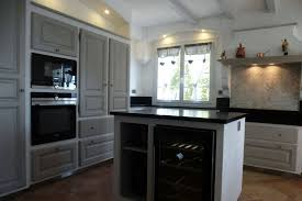cuisine cagnarde grise cuisine provencale avec ilot 57 images cuisine en l avec ilot