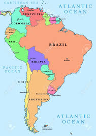 map of south america interactive map of south america puzzle world maps