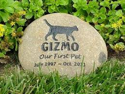 pet memorial garden stones memorial stones for cats and cat grave markers