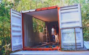 rummy cargo container home interiors and cargo container home
