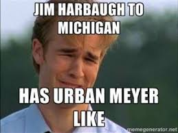 Jim Harbaugh Memes - is jim harbaugh on the verge of bringing michigan back get more