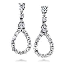 dimond drop diamond drop earrings and dangle earrings hearts on