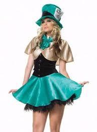 mad hatter u0027s tea party costumes fancy dress alice in wonderland
