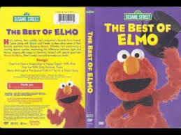the best dvd opening to the best of elmo 2001 dvd