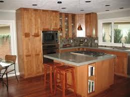Kitchen Cabinet Cherry Kitchen Engaging Natural Cherry Corner Kitchen Cabinet